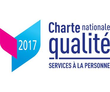 Label 2017 Charte nationale qualité